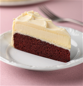 Foto Red Velvet Cheesecake