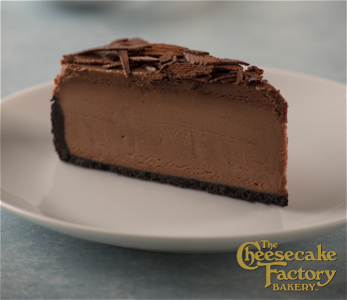 Foto Chocolate Cheesecake